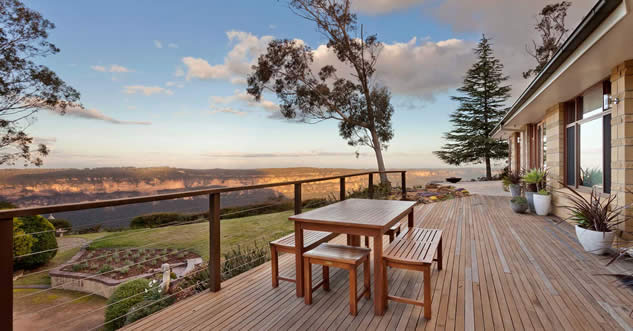 Shirri Mirri - Luxury Accommodation in Leura